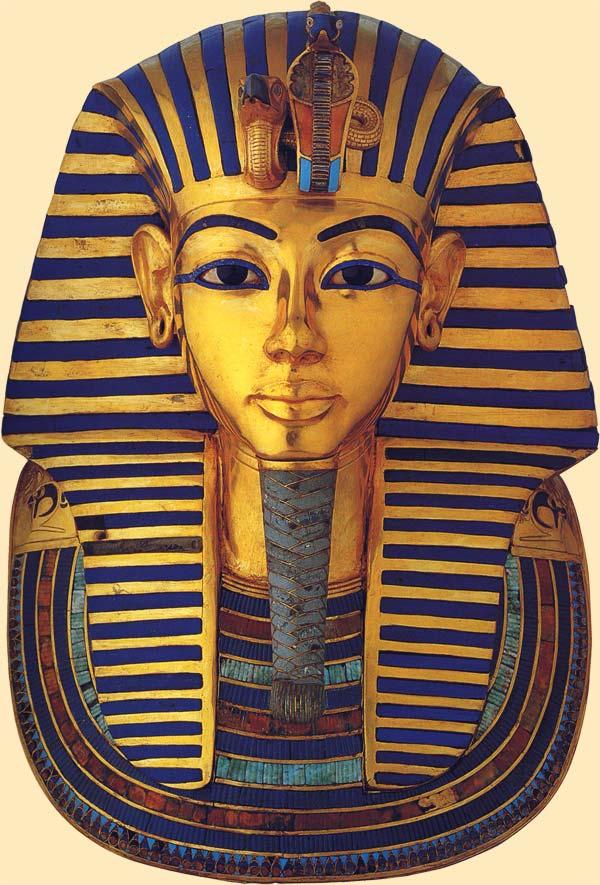 Tutankamón murió en un accidente de tráfico