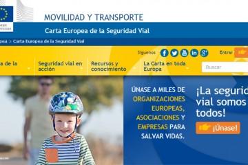 Concurso de la Comisión Europea para Colegios que trabajan la Educación Vial