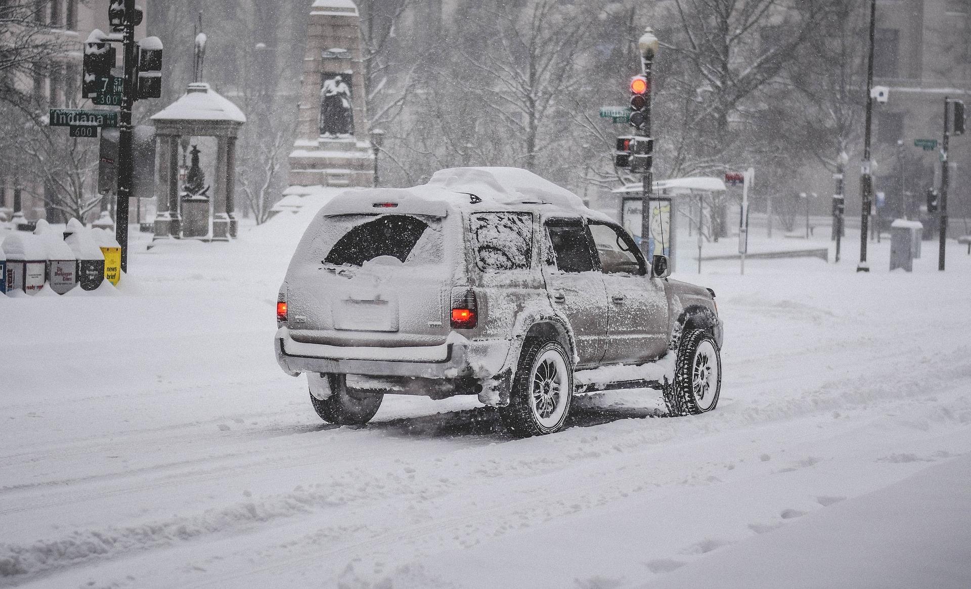 Coches autónomos e invernales