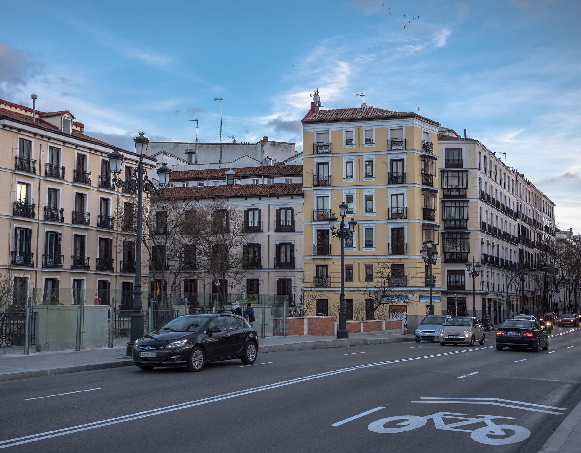 Madrid, una ciudad más ciclista en este 2018