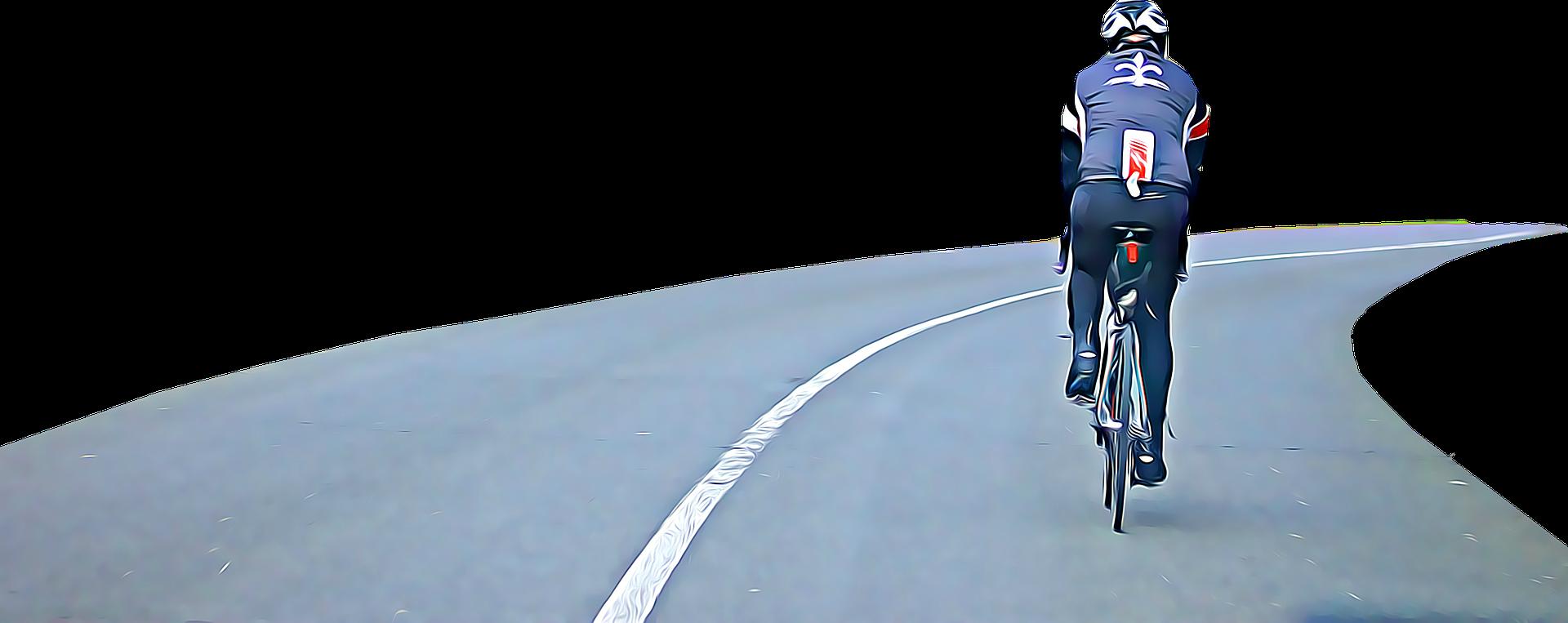 Las luces parpadeantes para ciclistas ya son legales