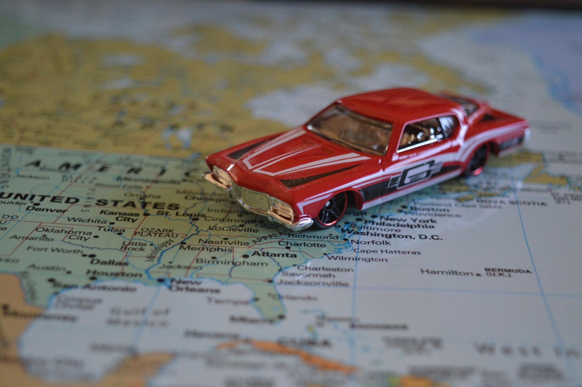 ¿En qué países necesitamos permiso de conducir internacional?